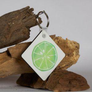 Schlüsselanhänger Lime2